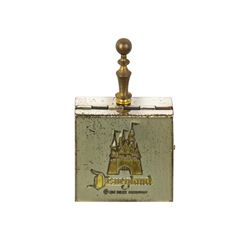 Castle Logo Miniature Women's Ashtray.