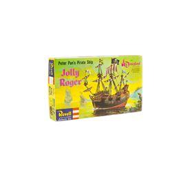 """""""Peter Pan's Pirate Ship"""" Model Kit."""