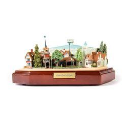"""""""Peter Pan's Flight"""" Scale Model by Olszewski."""