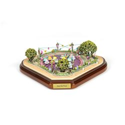 """""""Mad Tea Party"""" Scale Model by Olszewski."""