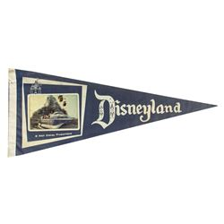 Fantasyland Lenticular Photo Pennant.