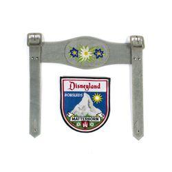 """""""Matterhorn"""" Wardrobe Lederhosen Chest Panel & Patch."""