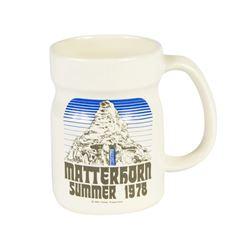 """Summer 1978 """"Matterhorn Bobsleds"""" Mug."""