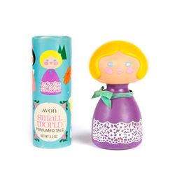 """Pair of Avon """"It's a Small World"""" Products."""