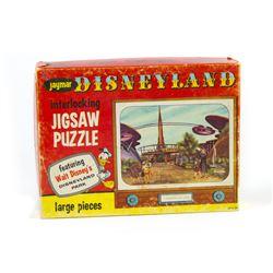 Original Box for Tomorrowland Puzzle.