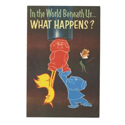 "Richfield's ""In the World Beneath Us"" Exhibit Brochure."