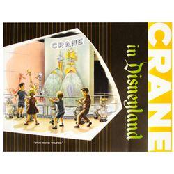 """Crane """"Bathroom of Tomorrow"""" Exhibit Brochure."""