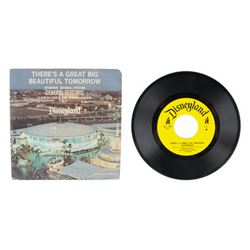 """Carousel of Progress"" Disneyland Record."