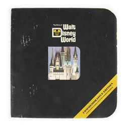 """The Story of Walt Disney World"" Opening Year Book."