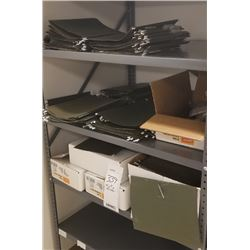 HANGING FILE FOLDERS/APPROX 350 +/-