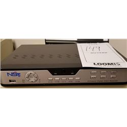 NST DIGITAL VIDEO RECORDER 8 CHANNEL