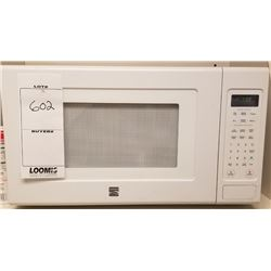 KENMORE MICROWAVE/GOOD CONDITION