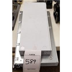 LOT OF 3PC 3COM BASELINE GIGABIT ETHERNET 24 PORTS/MODEL 2824