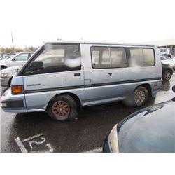 1990 Mitsubishi Vanwagon