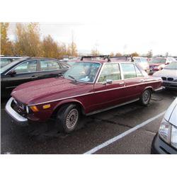 1974 BMW Bavaria