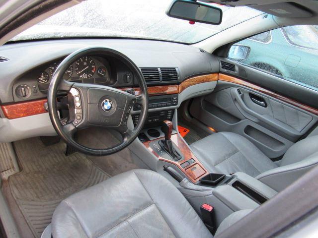 1999 Bmw 528i Speeds Auto Auctions