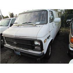 1984 Chevrolet G10 Van