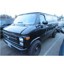 1988 Chevrolet G30 Van