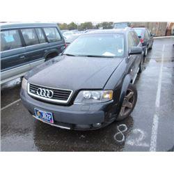 2005 Audi allroad quattro