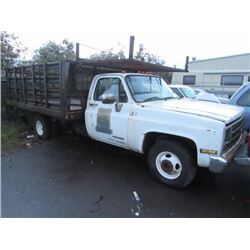 1989 Chevrolet R3500