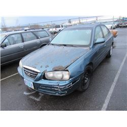 2001 Hyundai Elantra