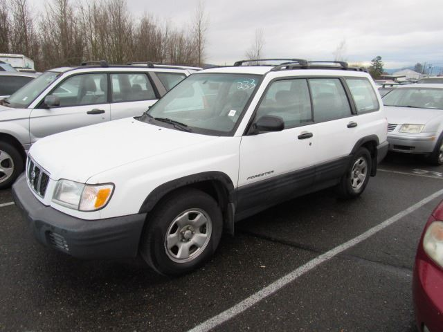 The Best Subaru Forester 2001