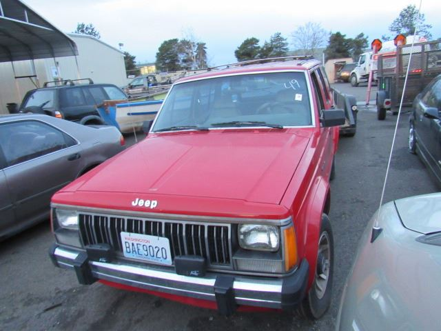 1988 jeep cherokee sport gas mileage