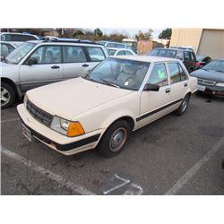 1983 Datsun Stanza