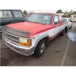 1991 Dodge Dakota
