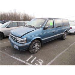 1993 Dodge Grand Caravan