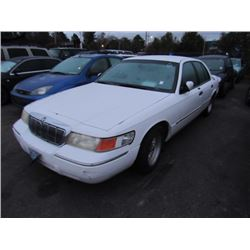 2001 Mercury Grand Marquis