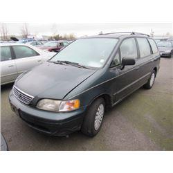 1997 Honda Odyssey