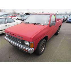 1987 Nissan D21