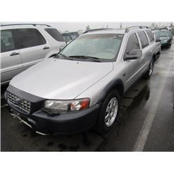 2001 Volvo Cross Country