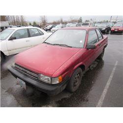 1990 Toyota Tercel