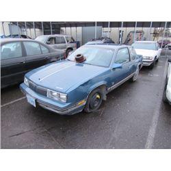 1985 Oldsmobile Calais
