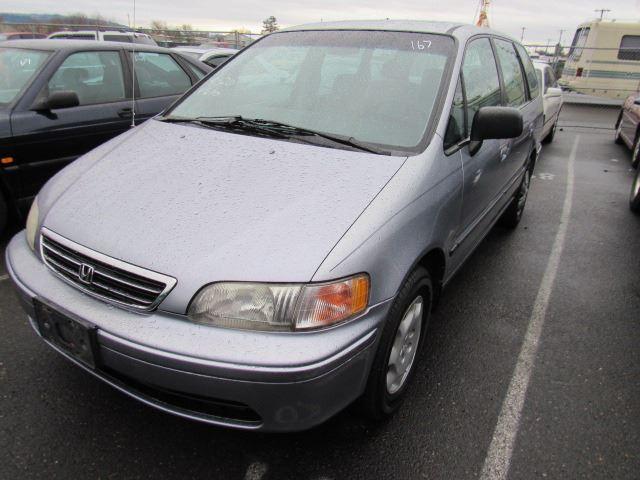 1998 Honda Odyssey - Speeds Auto Auctions