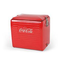 1960s Coca-Cola Picnic Cooler