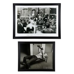 Monroe & Kennedy Prints