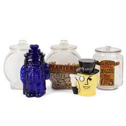 Planters Peanut Jars