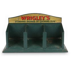 Wrigley's Chewing Gum Counter Display