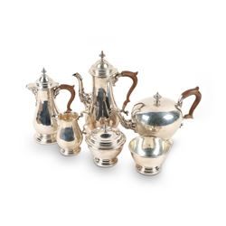 Birks Sterling Tea Service