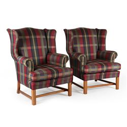 Highland House Wing Chairs