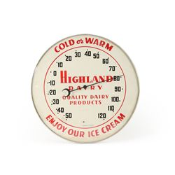 Highland Dairy Thermometer