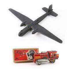 Train & Plane Toys