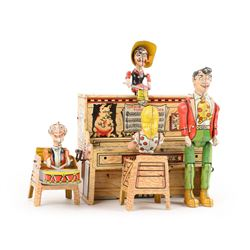 Lil Abner Wind-up Toy