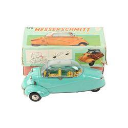 Bandai Messerschmitt Tin Toy Car