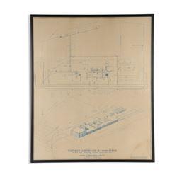Original Chrysler (Chatham) Blueprints