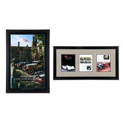 Meadowbrook & Monterey Framed Posters