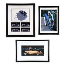 Packard Motor Car Signed Prints